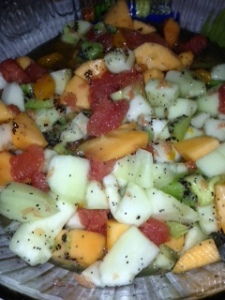 honeylimefruitsalad